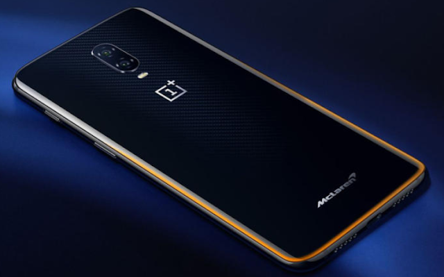 OnePlus 6T McLaren Edition Full Features and Specifications