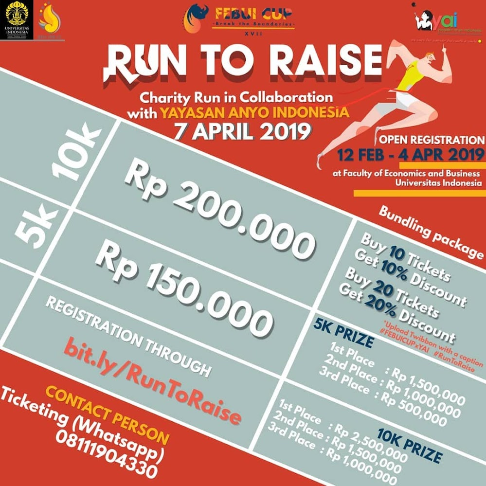 Run to Raise • 2019