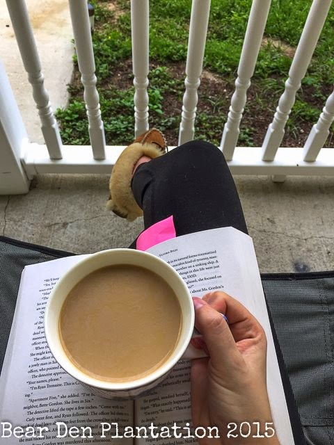 "Coffee and ""Together With You"" by Victoria Bylin"