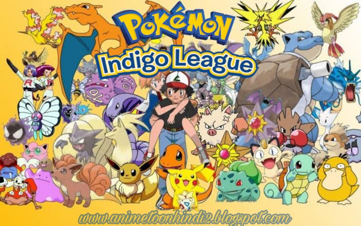 Pokemon in hindi full episodes on hungama