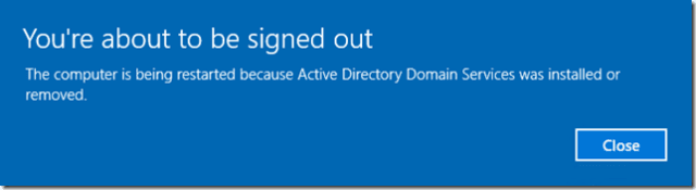 how to open active directory in windows server 2016