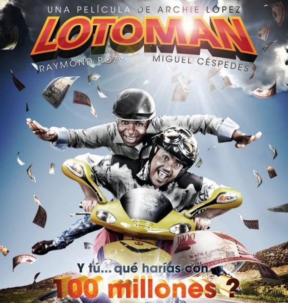 Loto Man 2.0 Español Latino HD