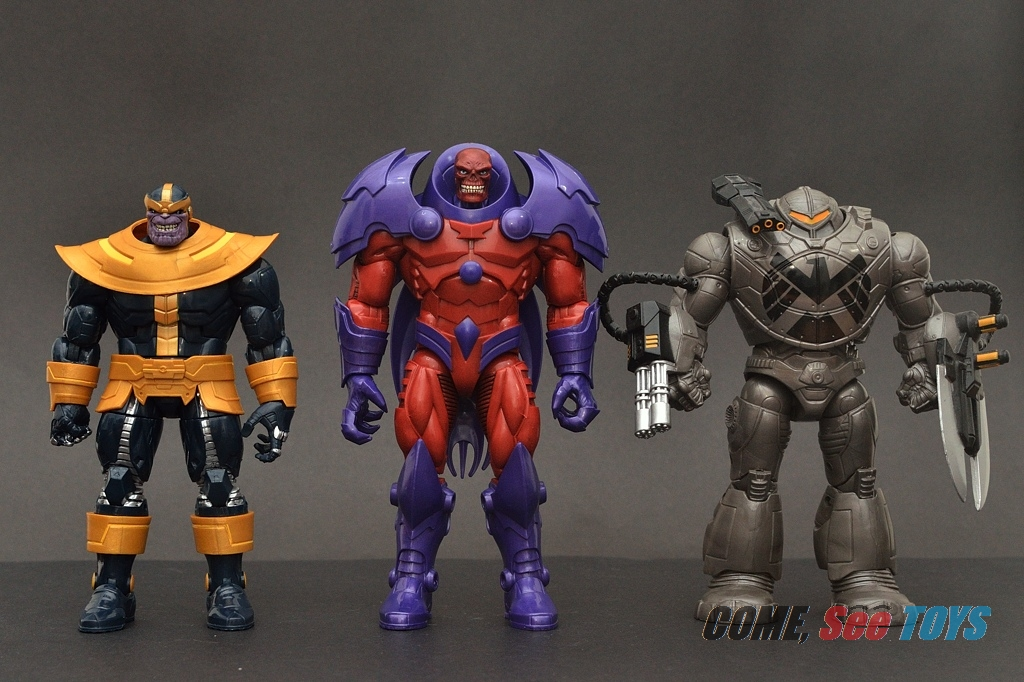 Come See Toys Marvel Legends Series 6 Quot Red Onslaught Baf