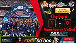 chelsea 1-0 manchester united piala fa 19 mei 2018