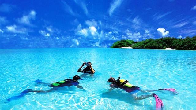 ท่องเที่ยว, แนวหินปะการัง, มัลดีฟส์, สถานที่ดำน้ำ, สถานดำน้ำทั่วโลก, อันดับสถานที่ดำน้ำ, มายา ธิลา มัลดีฟส์ (Maaya Thila, Maldives)