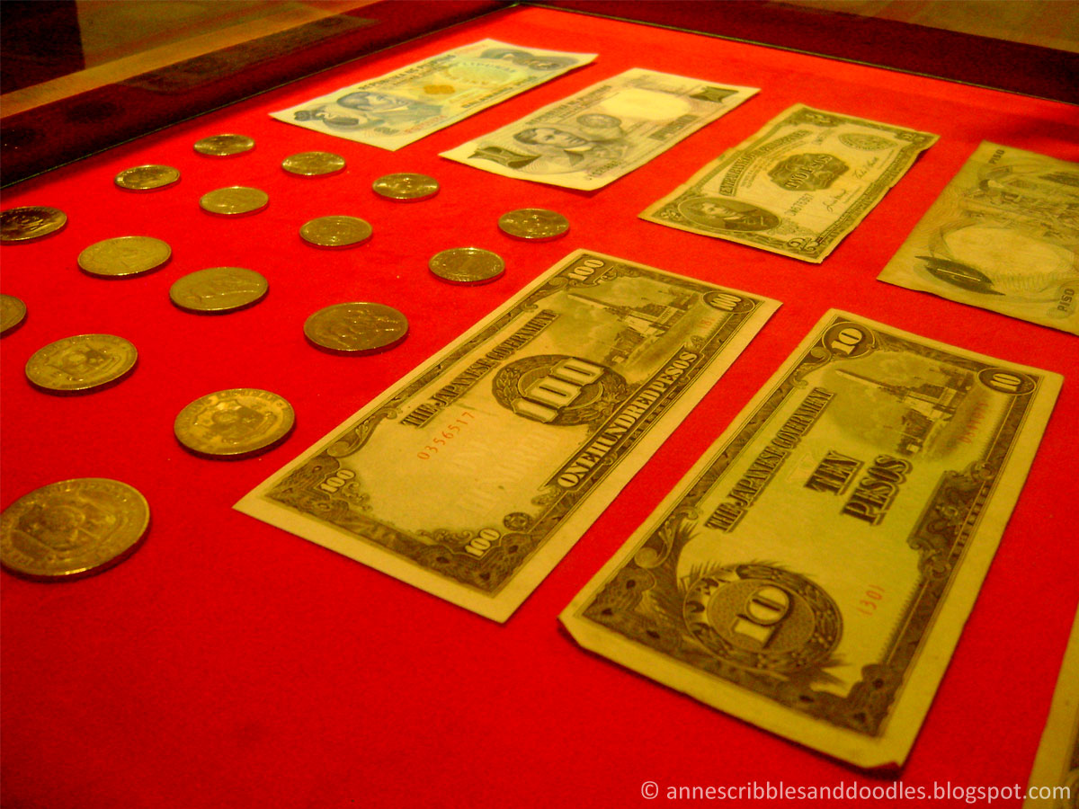 Jose Rizal Museum: Old Coins and Banknotes
