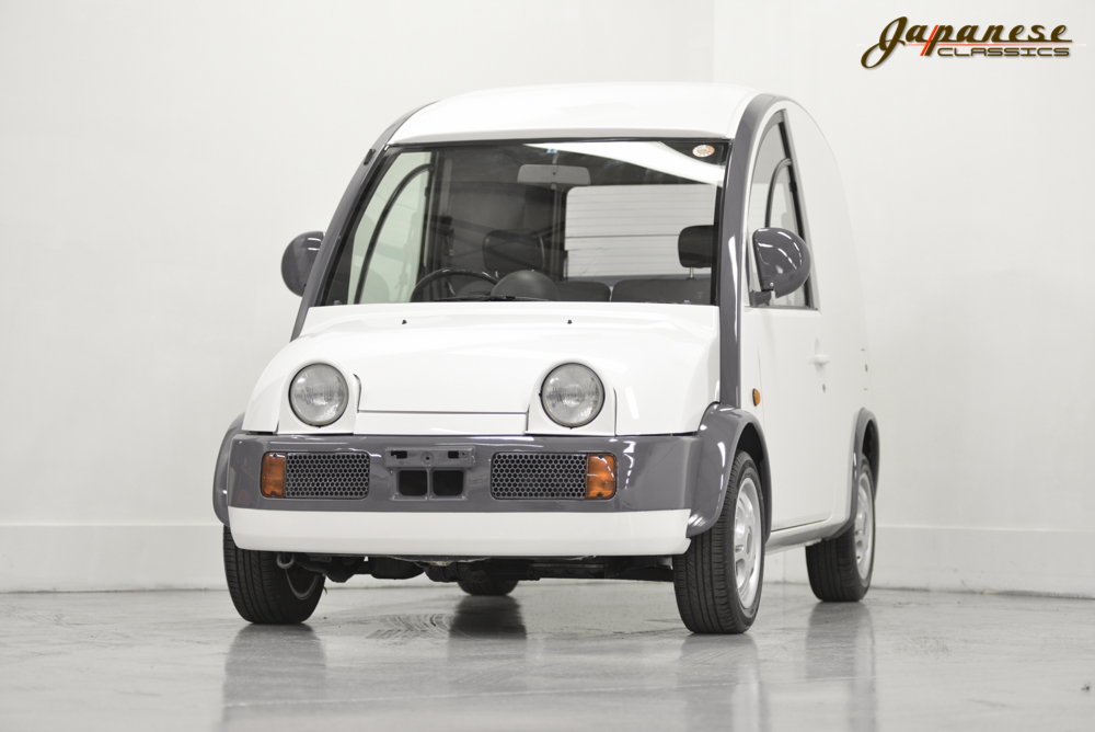 daily turismo 1989 nissan s cargo. Black Bedroom Furniture Sets. Home Design Ideas