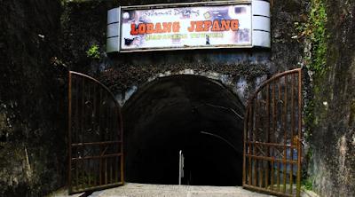 Wisata Horror Lubang Jepang Bukittinggi Sumatera Barat