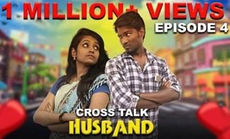 Cross Talk Husband | Episode 4 | Funny Factory