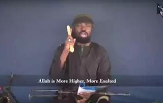 Boko Haram's Abubarka Shekau