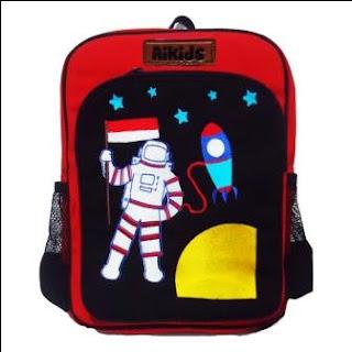 tas anak laki-laki, tas anak tk, tas anak sd, tas ransel lucu