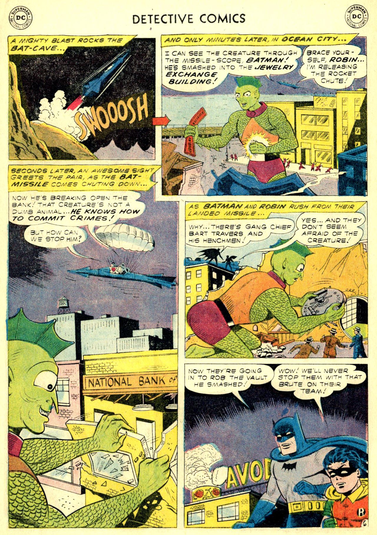 Read online Detective Comics (1937) comic -  Issue #270 - 8
