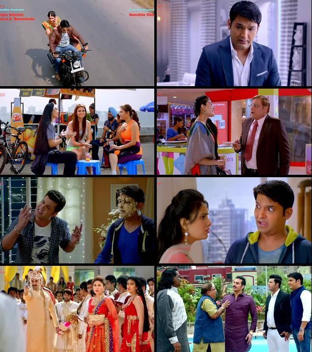 Kis Kisko Pyaar Karoon 2015 Hindi 720p DVDRip