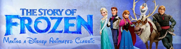"TV special about the making of ""Frozen"" airs on ABC on September 2nd at 8:00 p.m."