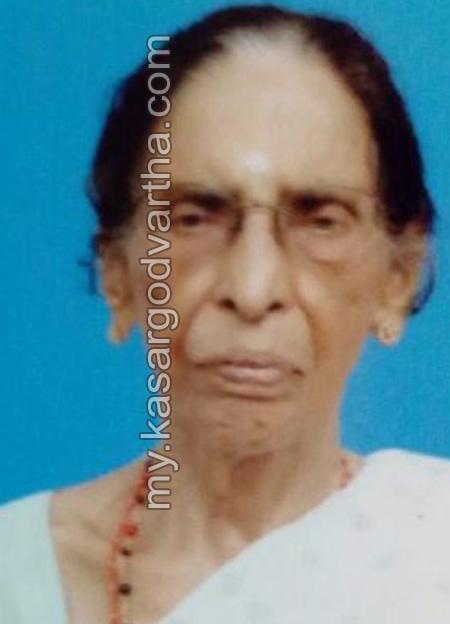 Kerala, Obituary, Kasargod, Death, Nileshwaram, Perol Narayani passes away.