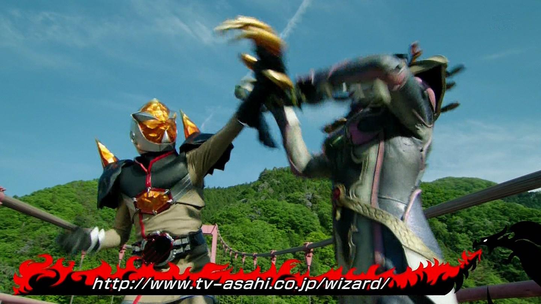 Kamen rider wizard episode 9 1/2 - Pinoy rom com movies
