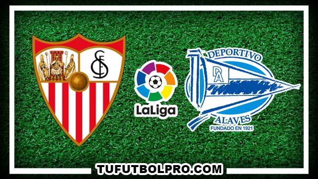 Ver Sevilla vs Alavés EN VIVO Por Internet Hoy 1 de Octubre 2016