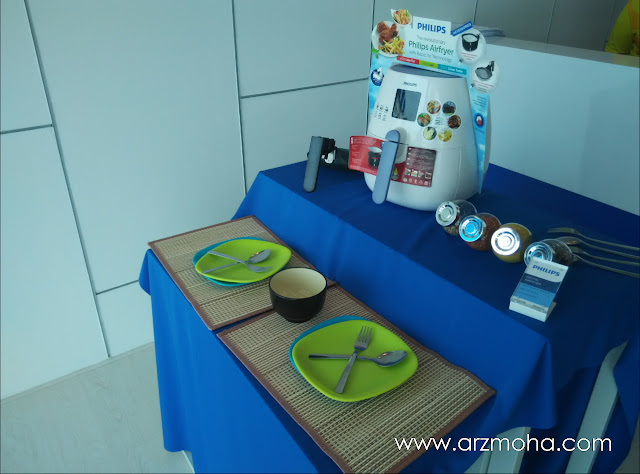 philips experience store, produk philips, philips airfryer,