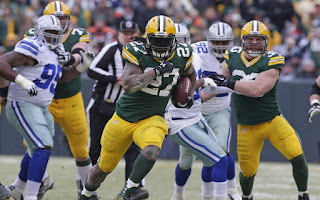 Green Bay Packers Eddie Lacy hopes to have a bounce back game against Carolina Panthers