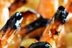 Coconut-Rum Grilled Shrimp Recipe