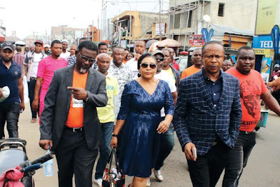 Piracy: Hilda Dokubo storms Alaba with AVRS