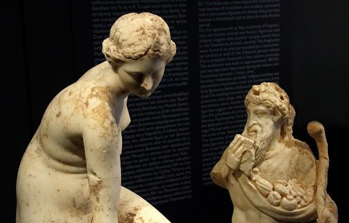 Ο καθ. αρχαιoλογίας Ν. Σταμπολίδης μιλά  για το Μουσείο στην Ελεύθερνα και άλλα πολλά
