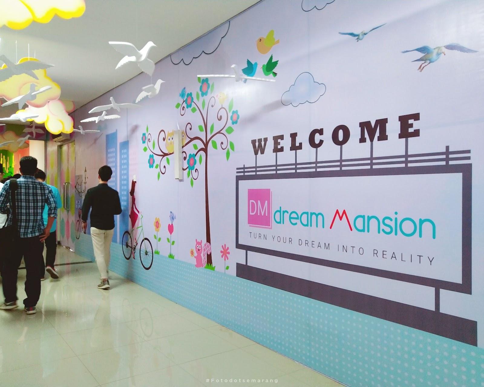 Grand Opening Dream Mansion, Resmi Buka di Bulan Puasa