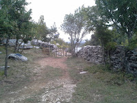 Gate for big side of ranch