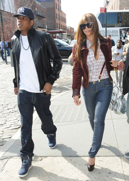Jay Z And 50 Cent: Beyonce And Jay Z Fashion Moments