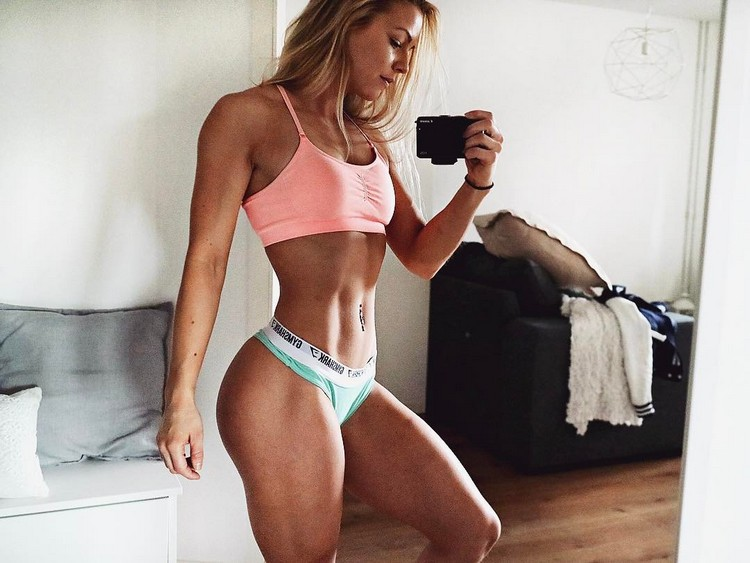 Swedish Fitness Model Denice Moberg 5