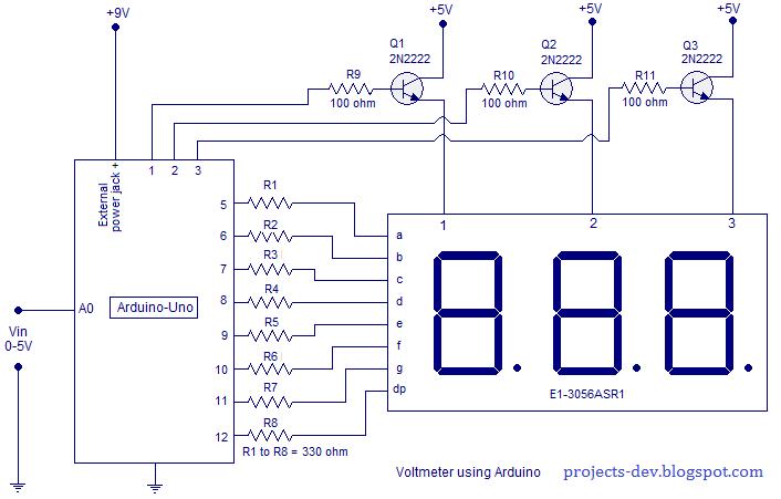 Circuit Diagram: A4 Voltmeter Wiring Diagram At Goccuoi.net