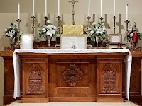 A New Altar by Jasper and Scheer Liturgical Art