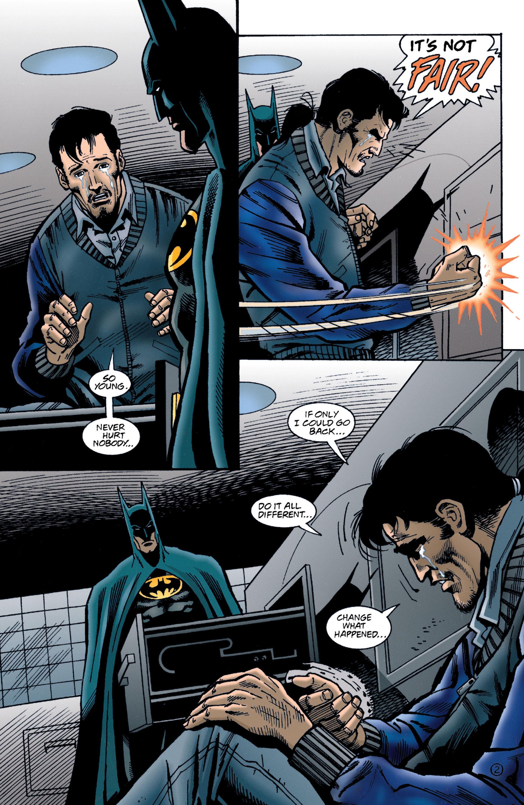 Detective Comics (1937) 716 Page 2
