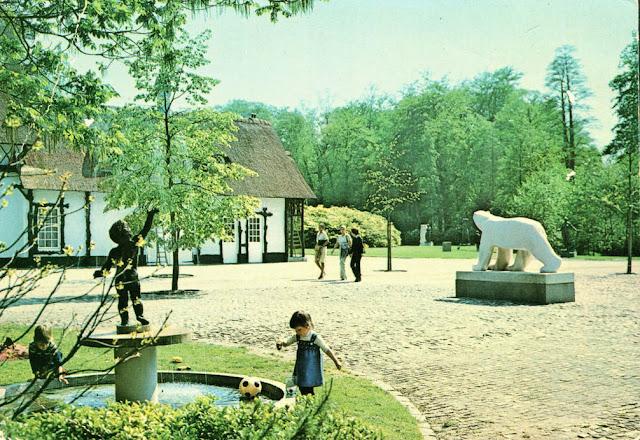 middelheim sculpture park 1968