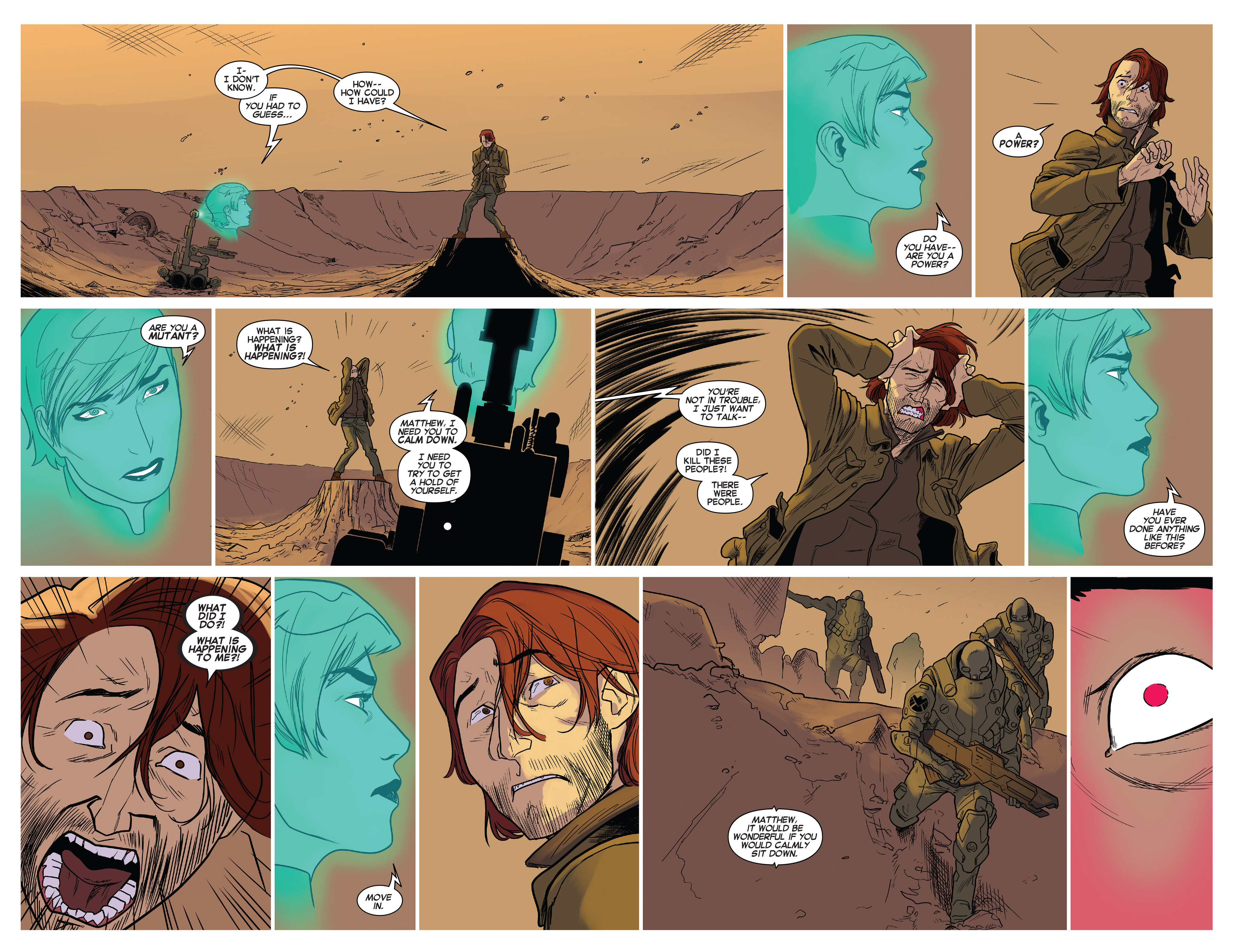 Read online Uncanny X-Men (2013) comic -  Issue # _TPB 4 - vs. S.H.I.E.L.D - 110