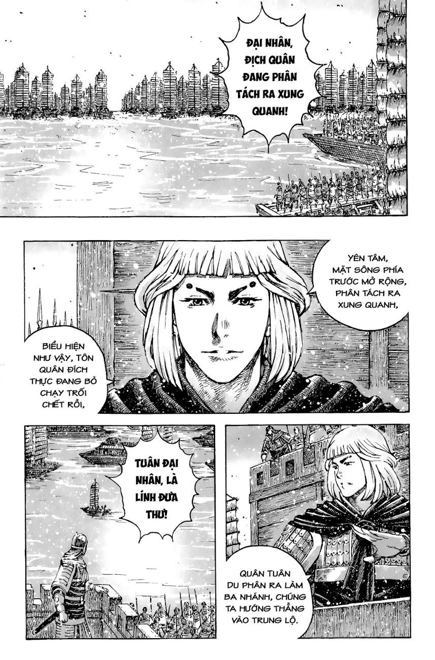 Hỏa phụng liêu nguyên Chương 422: Đệ nhị luân hỏa [Remake] trang 7