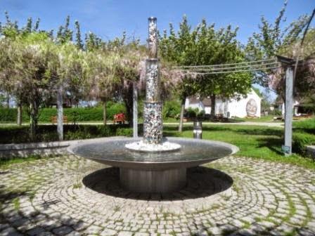 Blumengärten Hirschstetten/Kristallwasser - Energiegarten