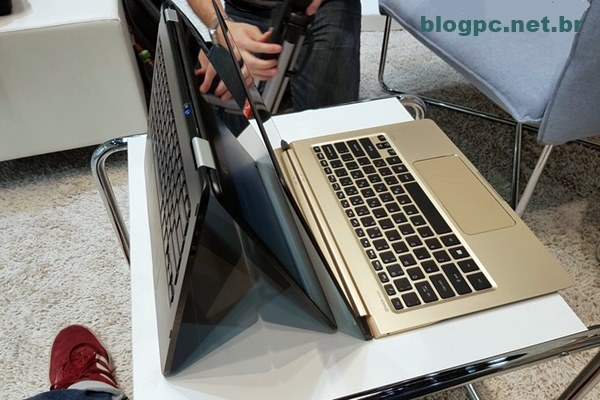 Notebooks Swift 7 e Spin 7 são os destaques ultrafinos da Acer na IFA 2016