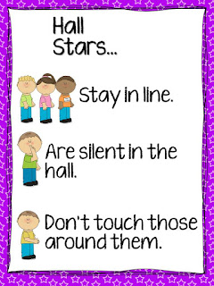 Classroom management strategies for the hallway