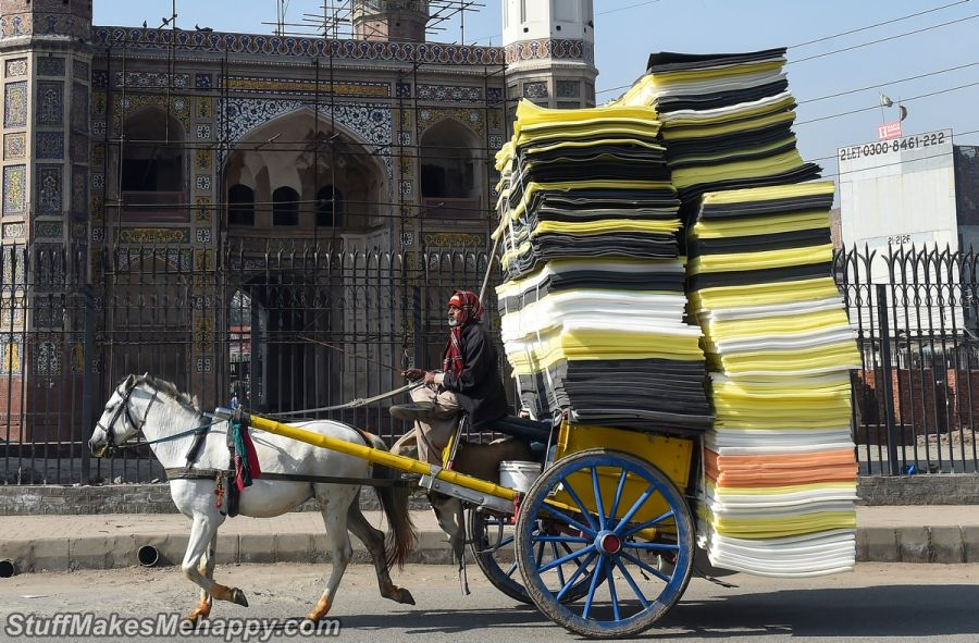 Pakistan's Everyday Life in Pictures, How It Really is