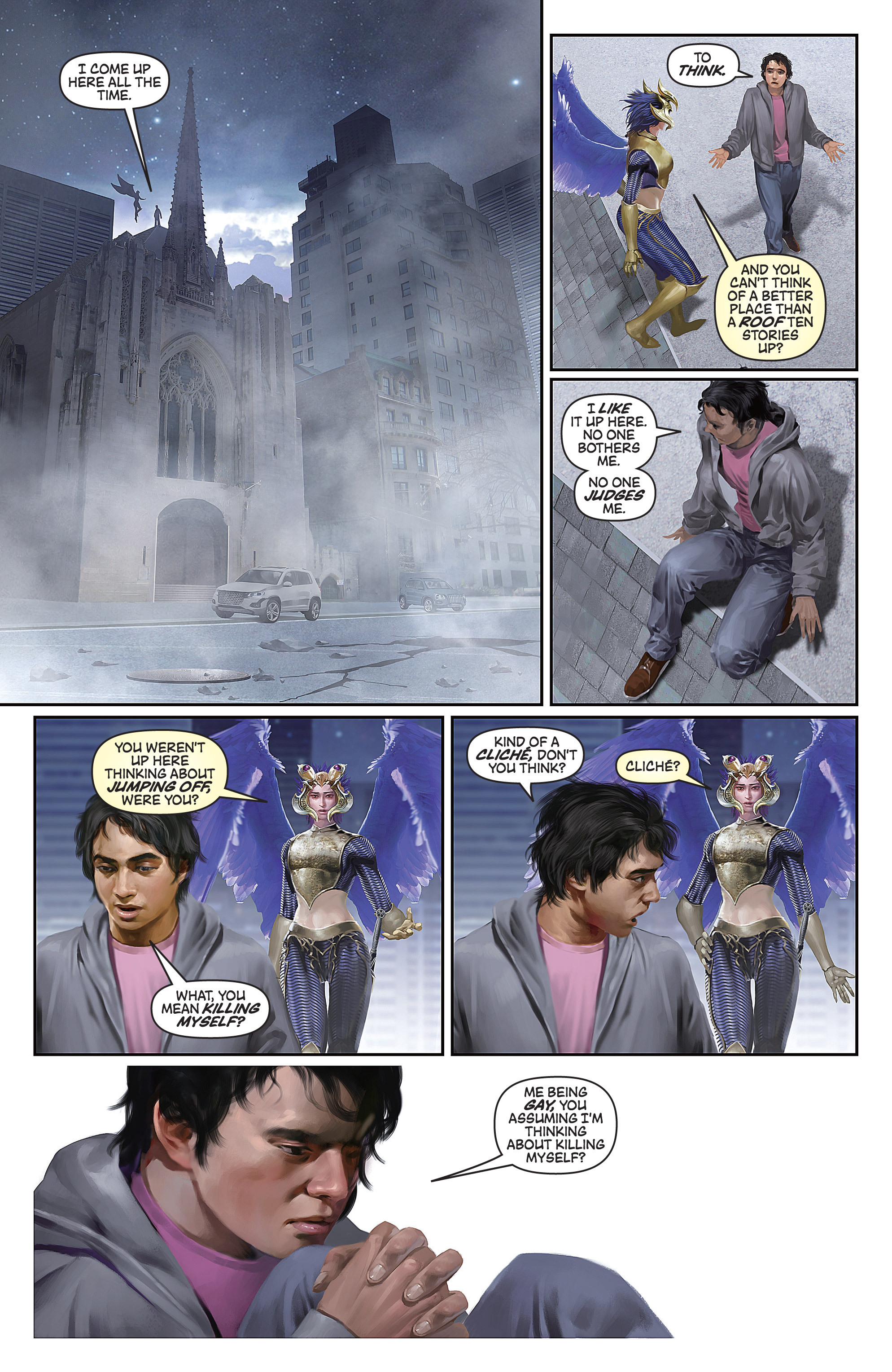 Read online Artifacts comic -  Issue #30 - 12