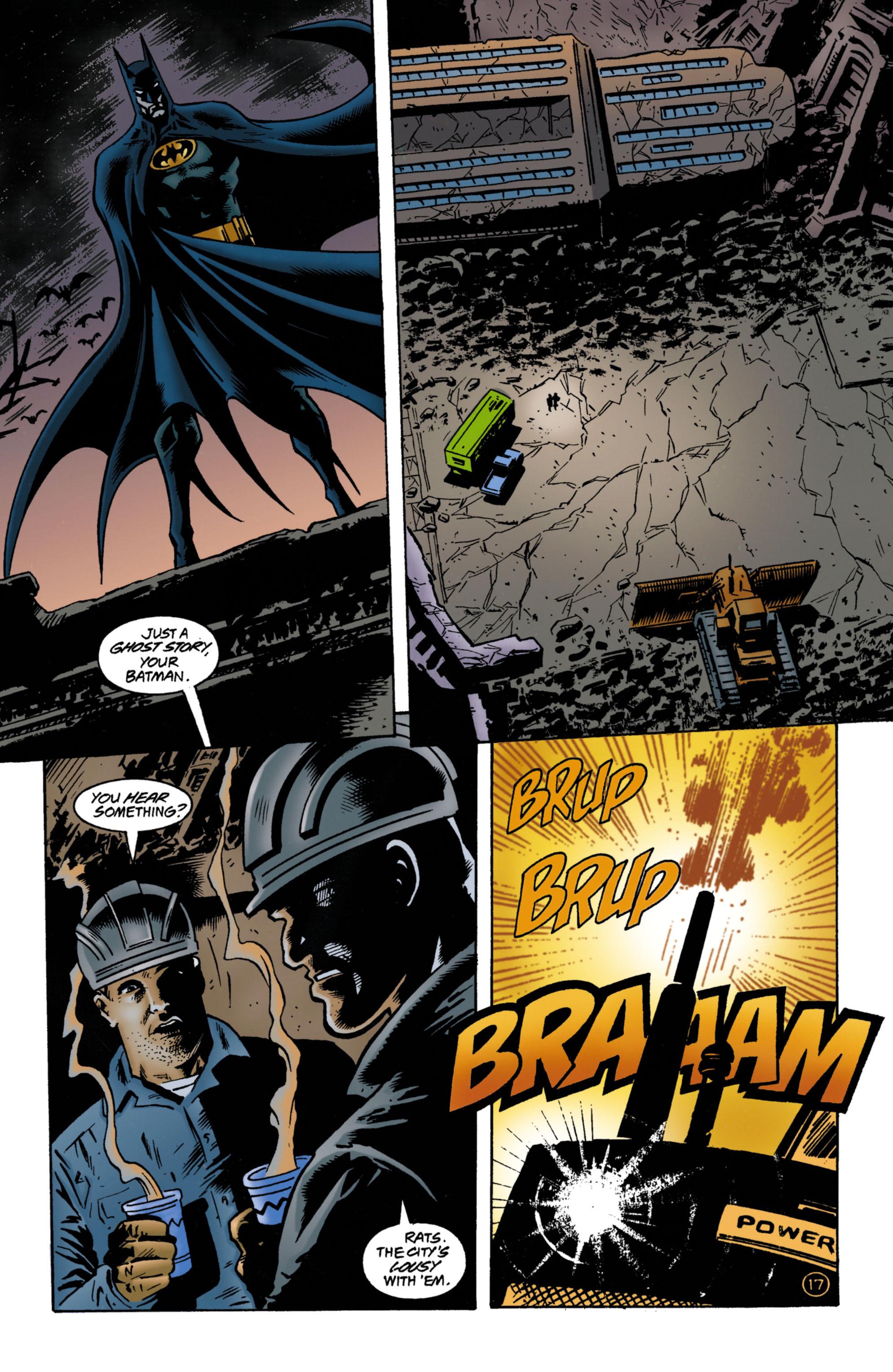 Detective Comics (1937) 724 Page 17