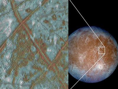 NASA has found 'evidence of surprising activity' on Jupiter's moon