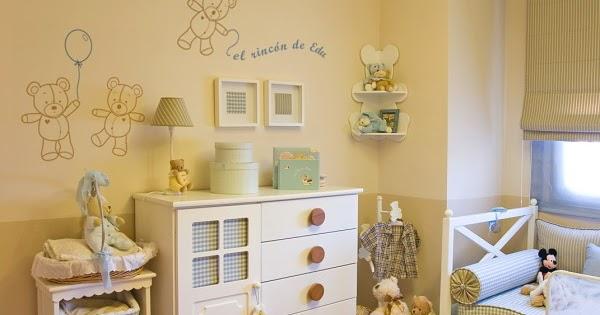 Hogar 10 consejos para decorar una habitaci n de beb i - Como decorar una habitacion de bebe ...