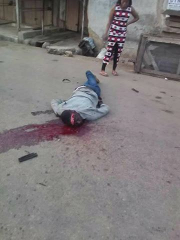 Man killed for belonging to PDP