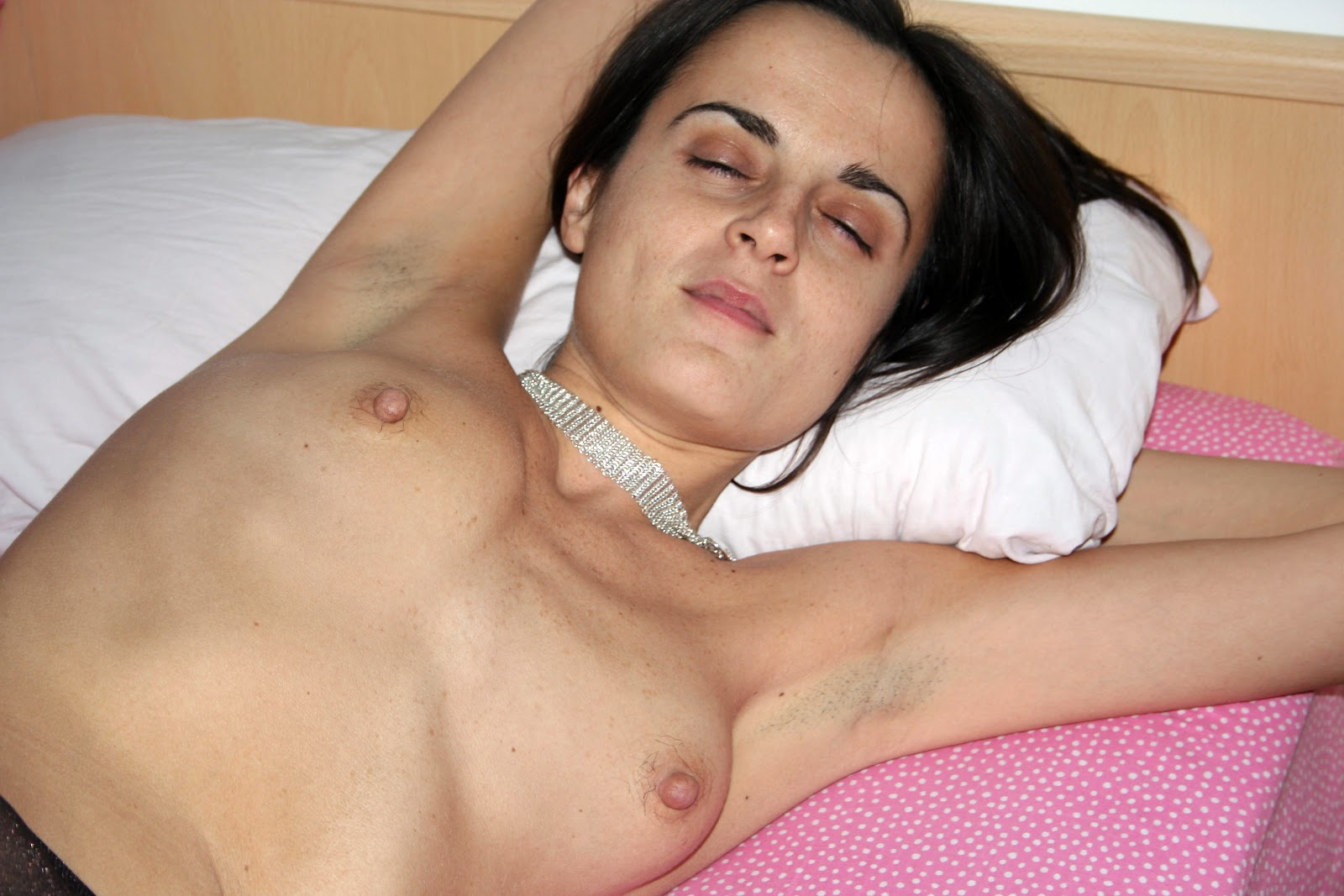 boy touch nude mom