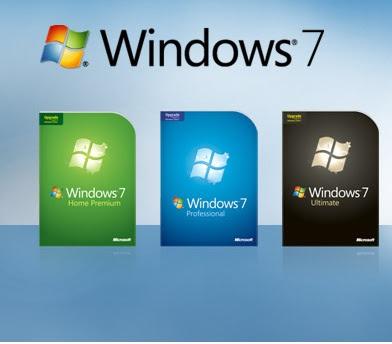 هنا ويندوز windows, 7, الأصلية, من Microsoft