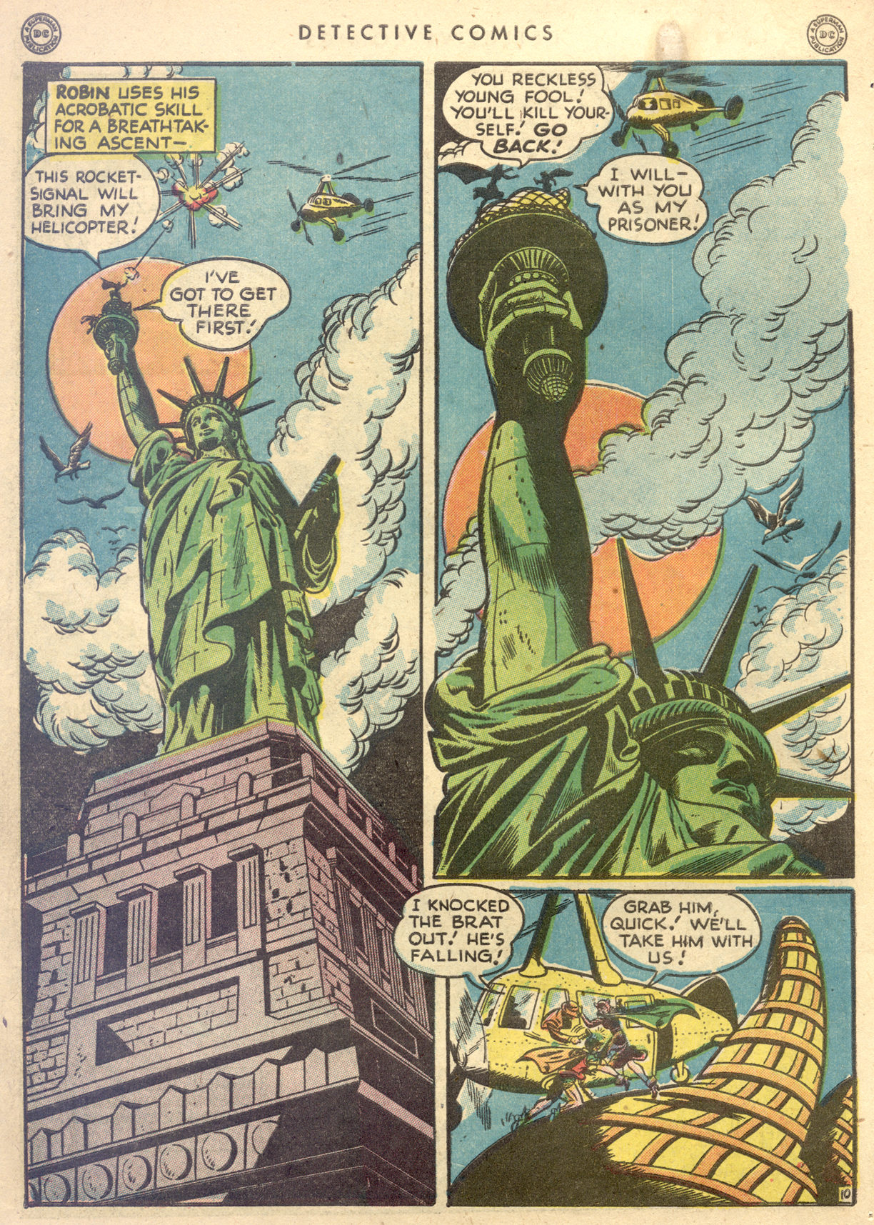 Read online Detective Comics (1937) comic -  Issue #122 - 12