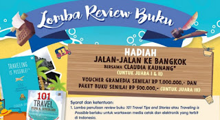 lomba menulis review buku