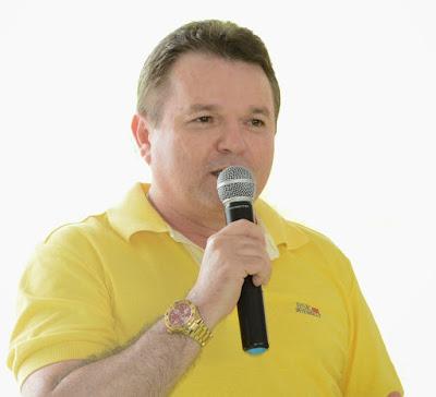 Os Parabéns de hoje vão para o Presidente do Partido PSDC, o amigo Júlio César